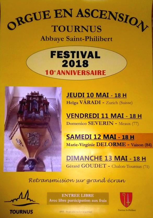 Delorme tournus 2018